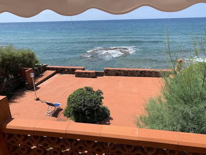 Appartamento sul mare a Castiglioncello