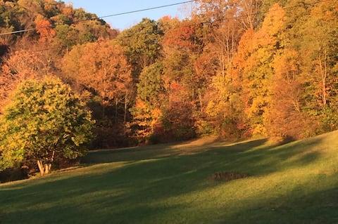 Dirty Girl Lodge (Farm) - Bluefield West Virginia