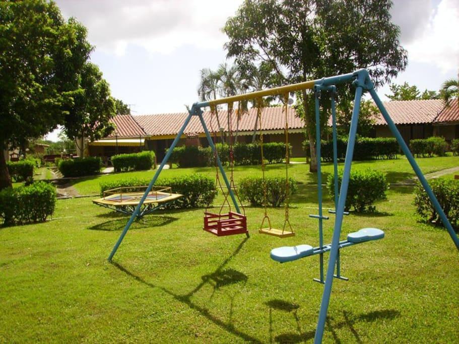 areas verdes y jardines, parques