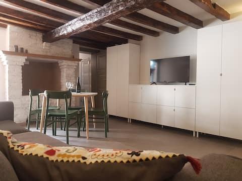 Ca' Del Pescaor - BIENNALE ** newly restored apartment **