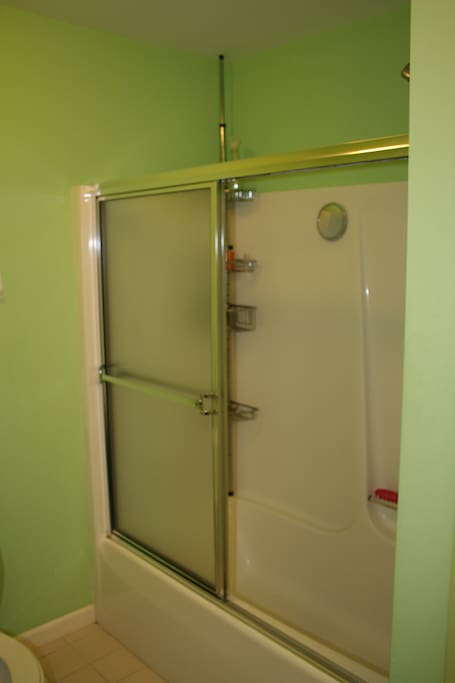 Shared Bathroom - shower