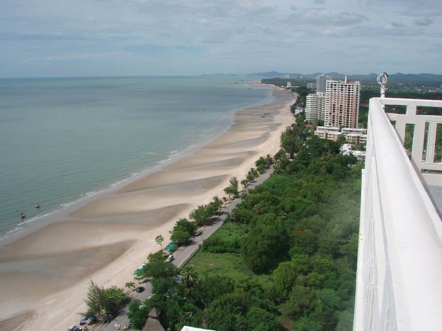 Cha Am Beach Front Hotels