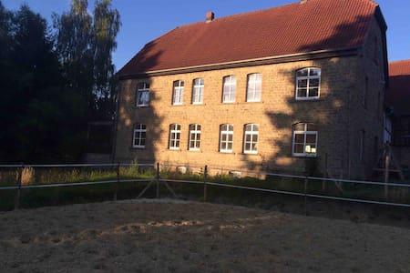Zimmer auf ländlichem Anwesen, Nähe Lemgo