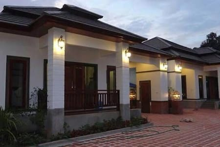 ENTIRE New Modern Home (That Luang)
