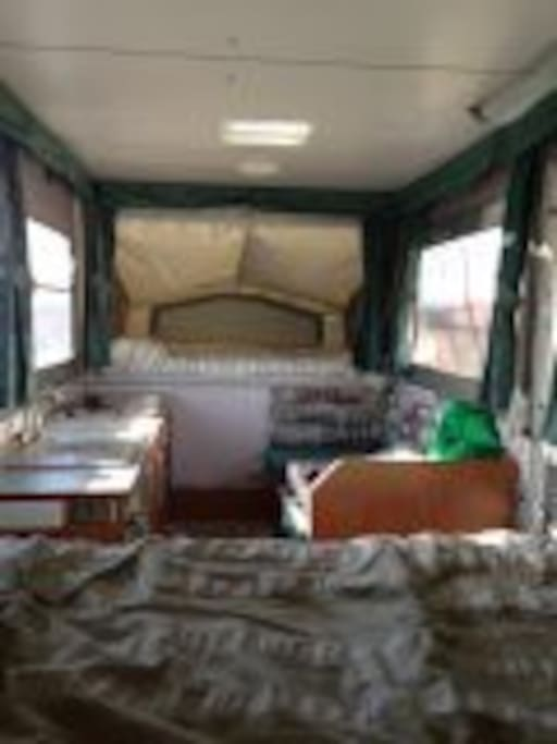 Caravan hire campers rvs for rent in joondalup western for Beds joondalup