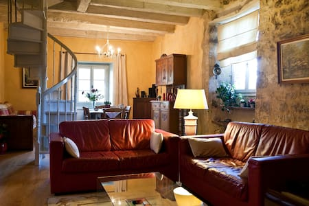Duplex in a village in the Dordogne - Terrasson-Lavilledieu - 아파트