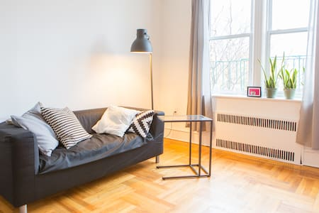 Sunny 1 bed home close to Manhattan - Brooklyn - Apartment