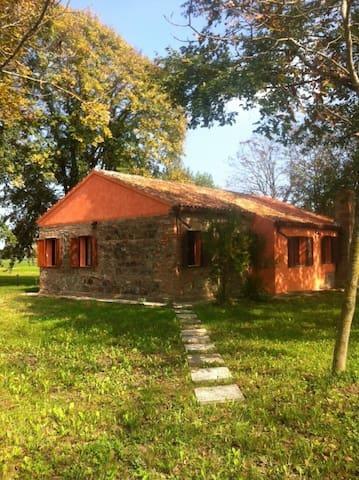 Chalet in pietra - Correzzola - บ้าน