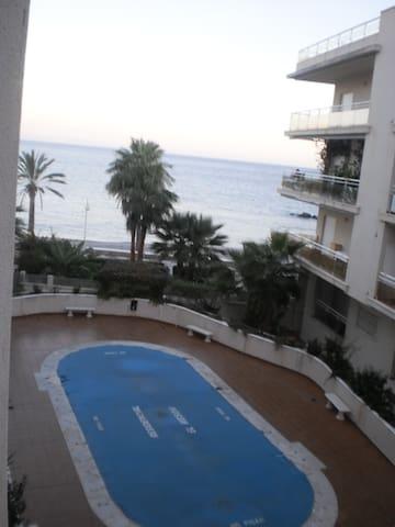 Apartamento con vistas al mar. - Castell de Ferro - Квартира