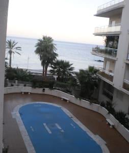 Apartamento con vistas al mar. - Castell de Ferro - Apartemen