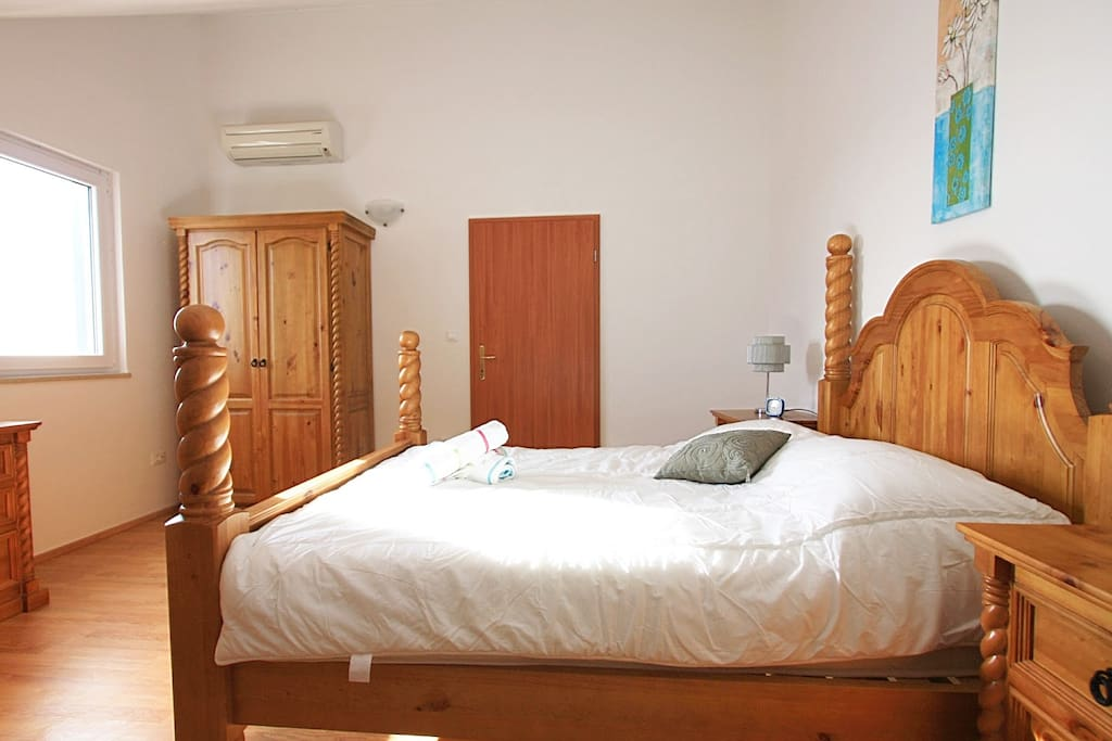 Bedroom 1 - with double bed