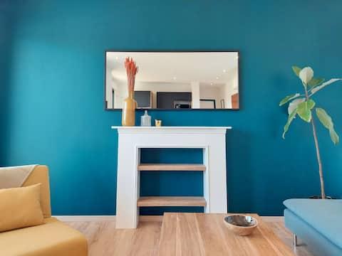 Apartamento MARLENE Bright WIFI Clim Ajaccio Ajaccio
