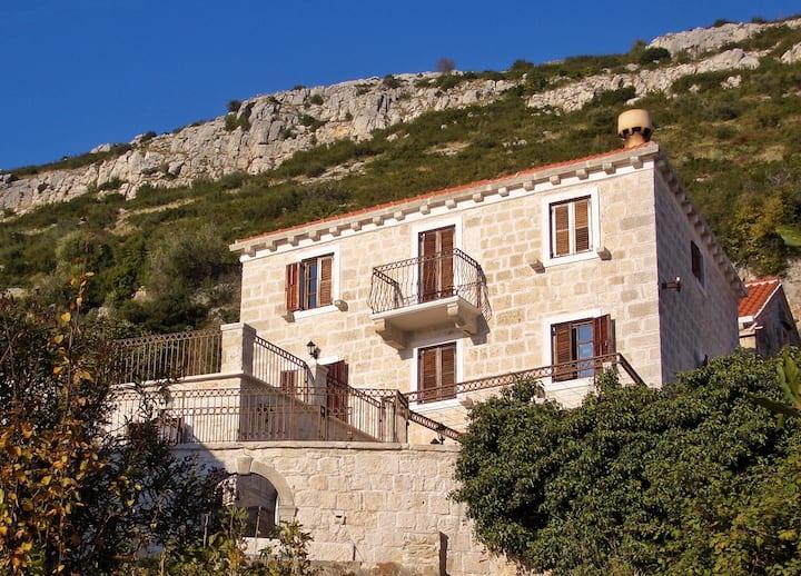 Spacious Dalmatian Villa