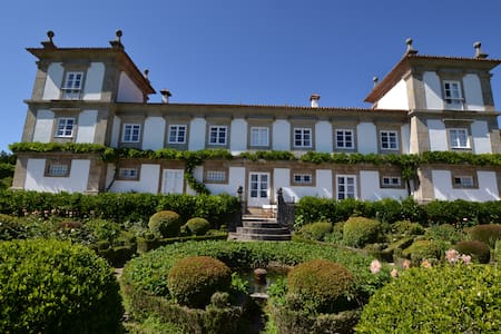Luxury Palace in Calheiros - Ponte de Lima