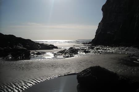 Grande Baie, Pentrez Plage, St Nic, Brittany - Saint-Nic