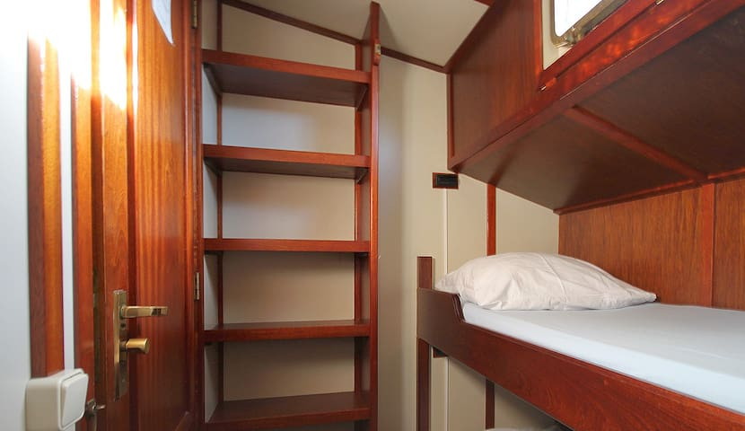 Two persons cabin.