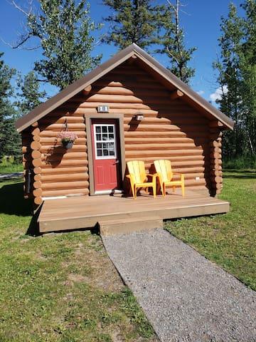 Heritage Log Cabin