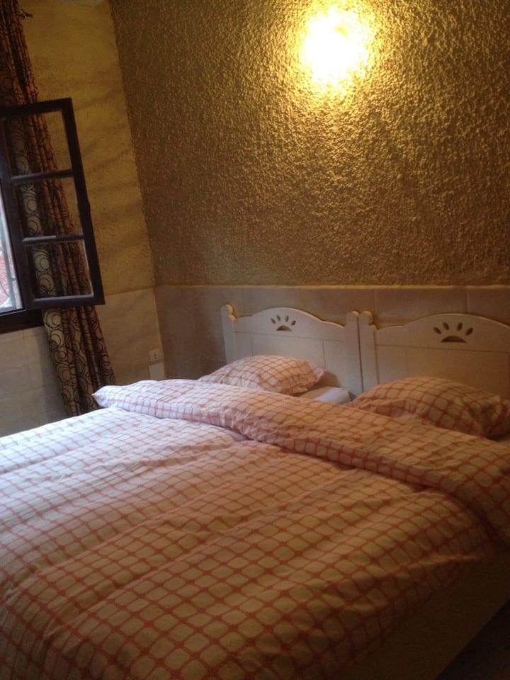 Chambres à Saint-Louis du Senegal
