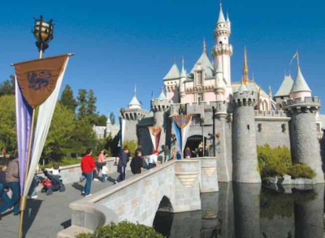 WorldMark resort, Disneyland, Rose Bowl + more