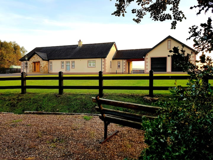 Lodge beside Lough Erne Resort (Entire place avail