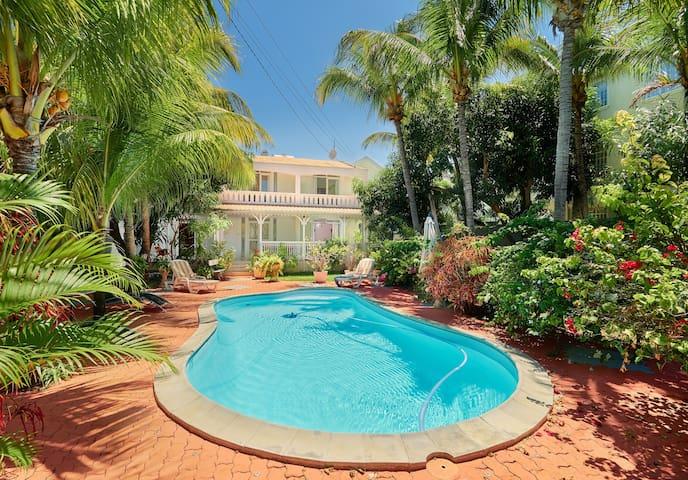 Villa Belifage Verte avec Piscine