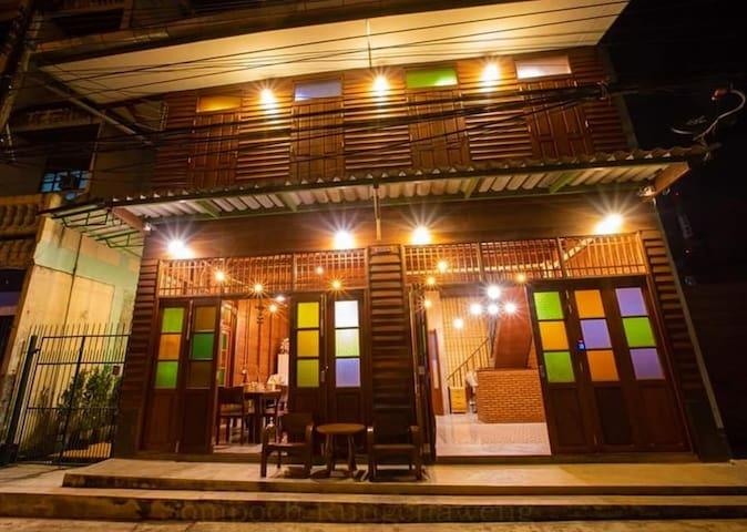 Bansoi 1 & Alley One Cafe (28.54 sq.m - Sri Trang)