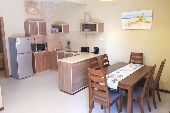 Brand new modern  apartment in Pereybère
