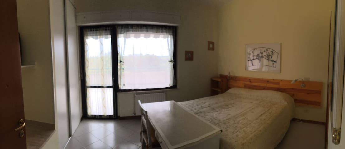 Double bedroom - Trigoria Alta - Kondominium