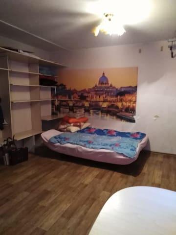 Кухня - прихожая.550 рублей сутки