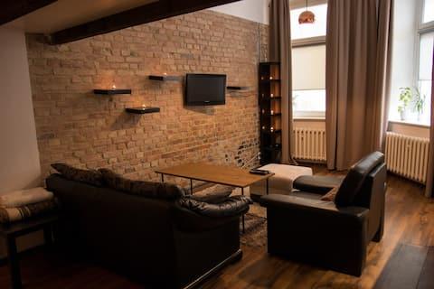 Studio at Aleja Piastów