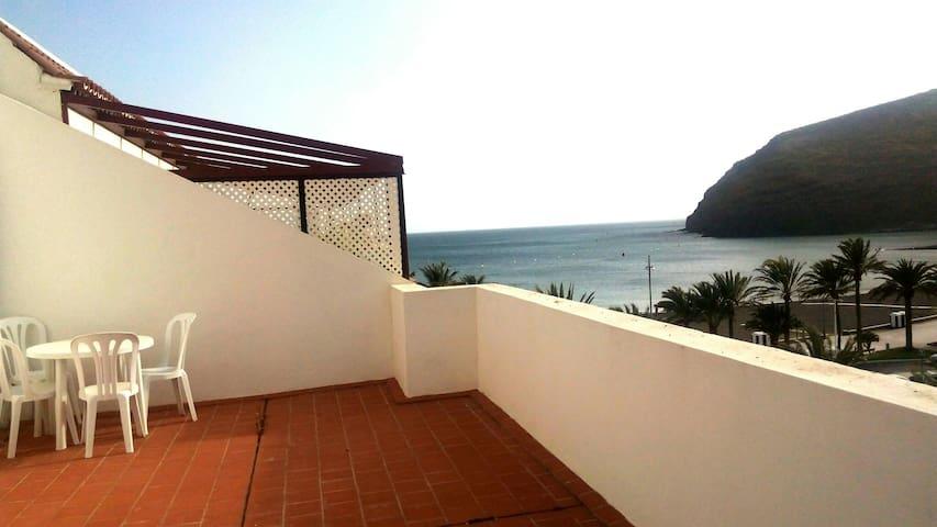 Bonito apartamento cerca playa - San Sebastián de La Gomera - Lejlighed