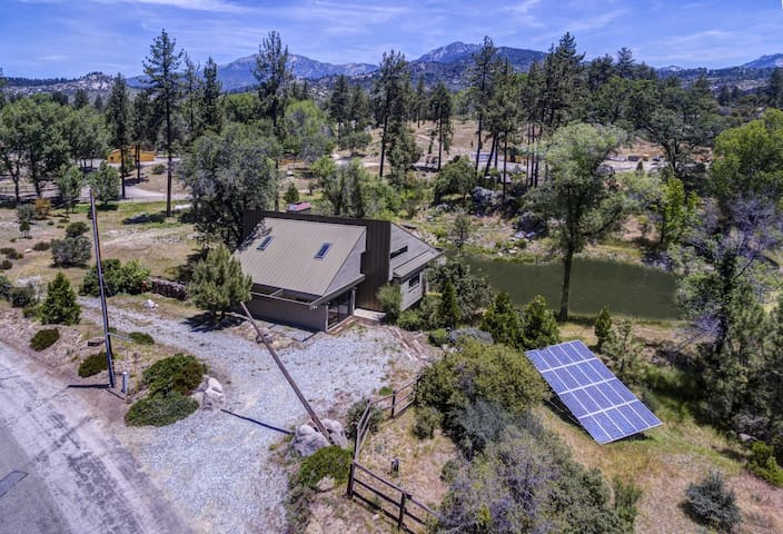 Architectural sanctuary 5 miles from Idyllwild - Idyllwild