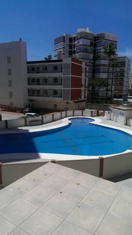 Apartamento de dos dormitorios en Torre del Mar - Torre del Mar - Condominio