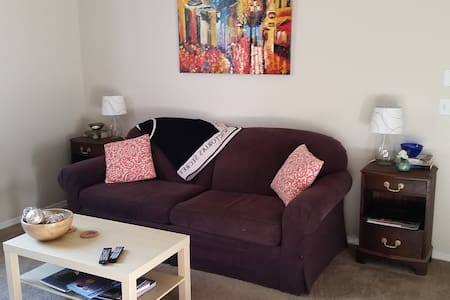 Sofa Bed Minutes from DT Chandler - Apartment