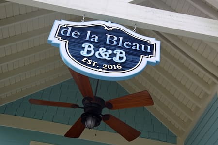 de la Bleau B&B Vert rm On The Lake - Mandeville