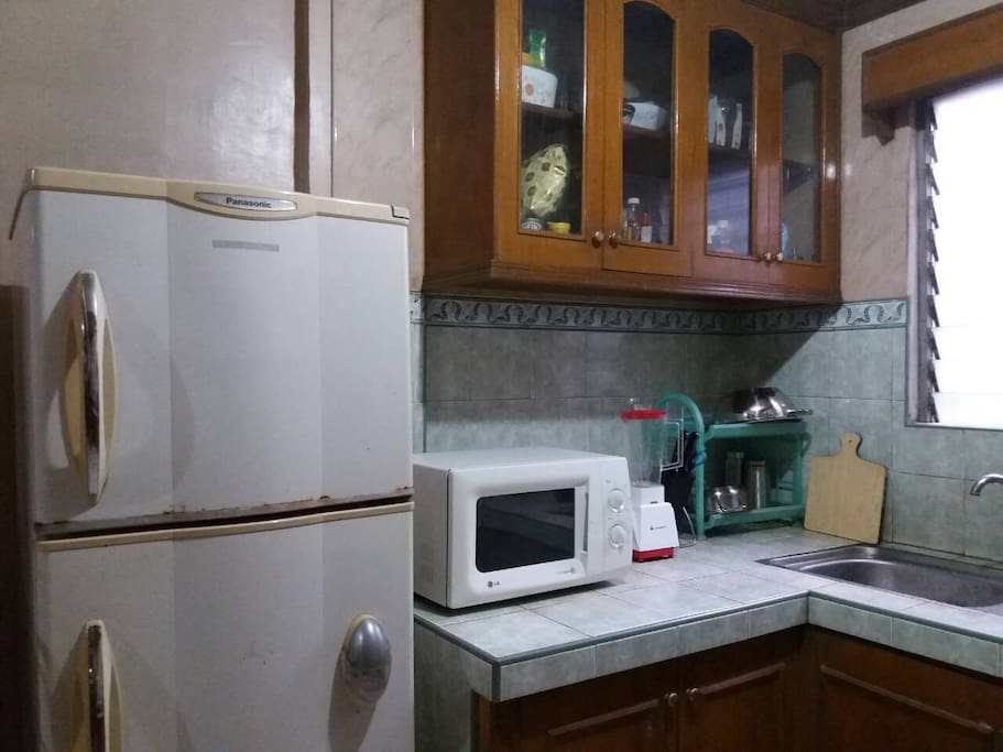 Kitchen with all you'll need
