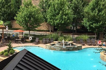 Luxury 2 full bed/2 bath apartment in Brookheaven. - Atlanta