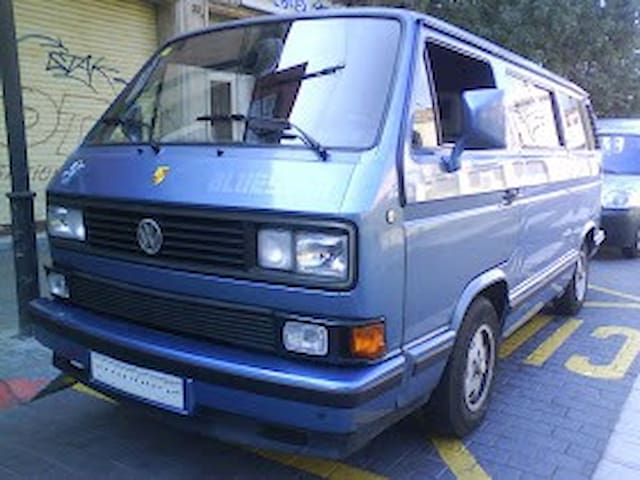 VW VANAGON CAMPERVAN BLUESTAR T3 1990 AUTOMATIC