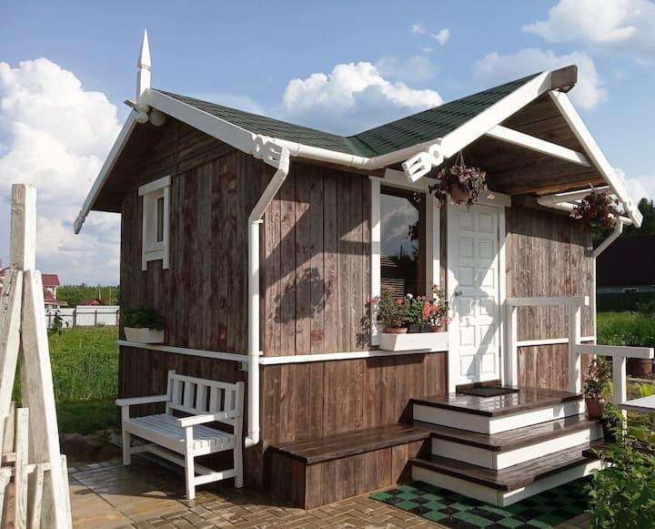 Дачный домик на день