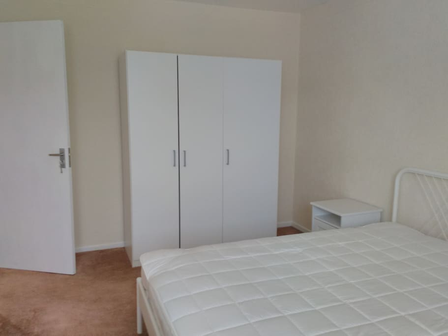 Large 2nd Double Room