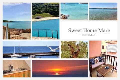 Sweet Home Sea (a 50 metros de la playa)