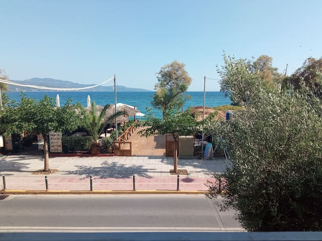 Stella's sea view apartment in Kalamata