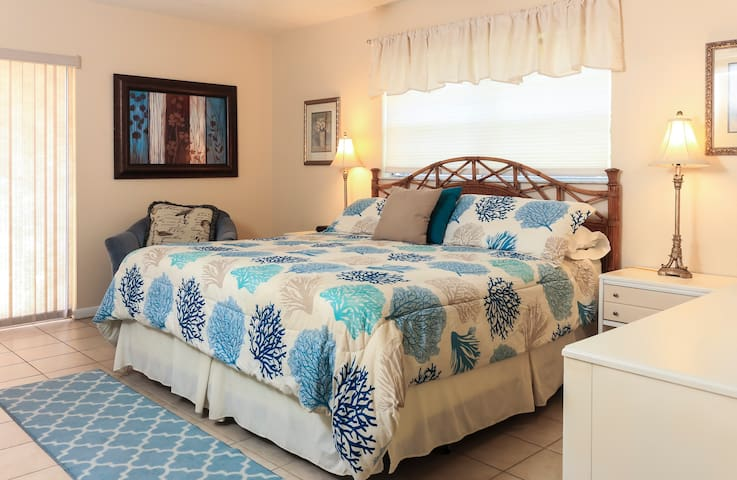 Affordable Relaxation, 5 Minutes to Beach & Dining