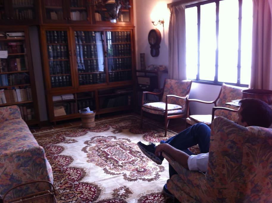 Nuestra Sala de estar