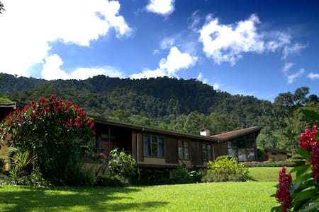 comfortable Farmstay  - Atirro, Turrialba, Cartago