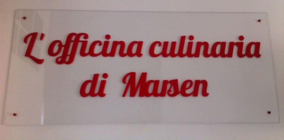 Marsen's flat - Padua - Casa