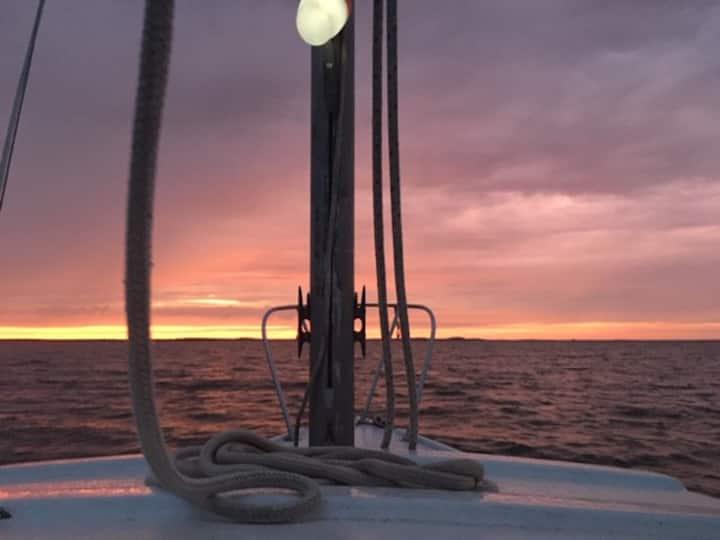 Sleep on a Sailboat!