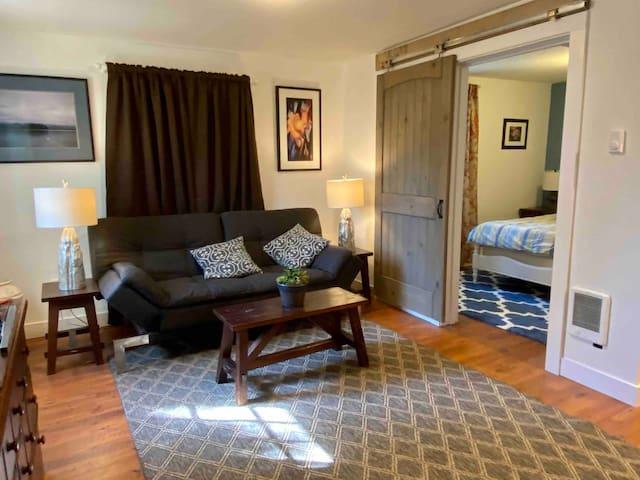 Hillsdale Apt Suite