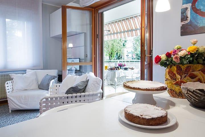 Spazioso appartamento per 4 ospiti