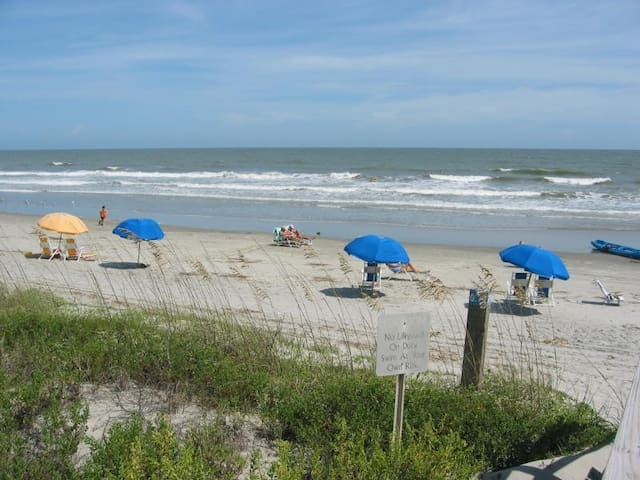 BEACH-GOLF-TENNIS 2BR 2BATH COTTAGE - Seabrook Island - Villa